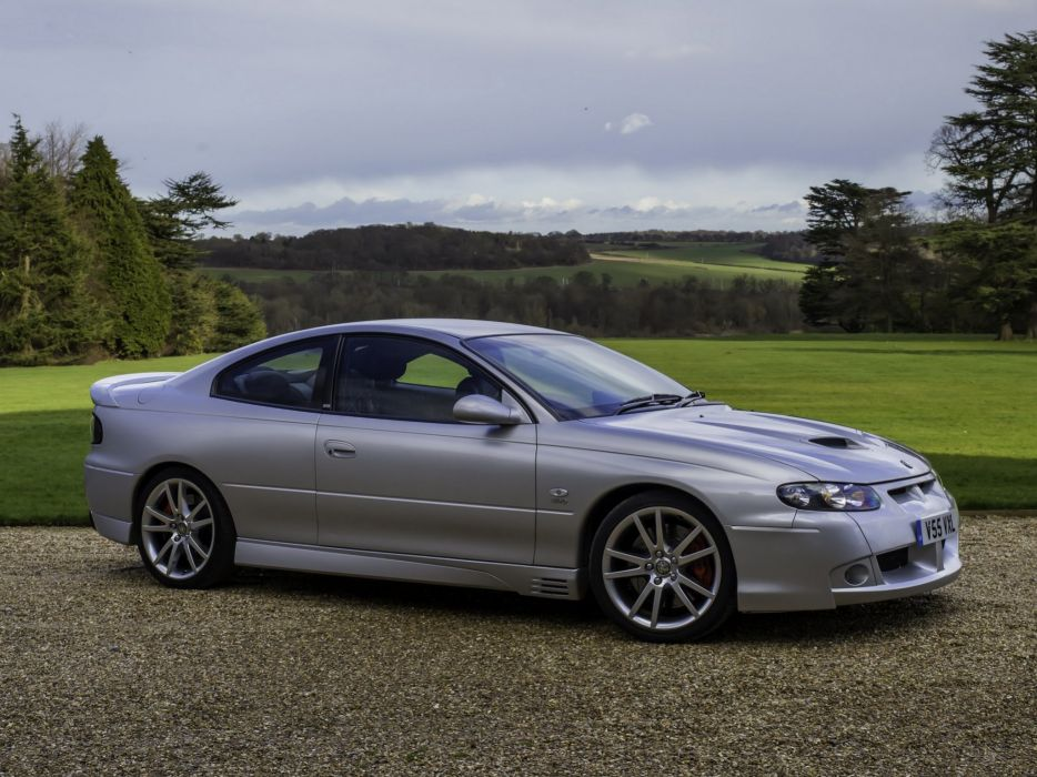 2005 Vauxhall Monaro VXR  gd wallpaper