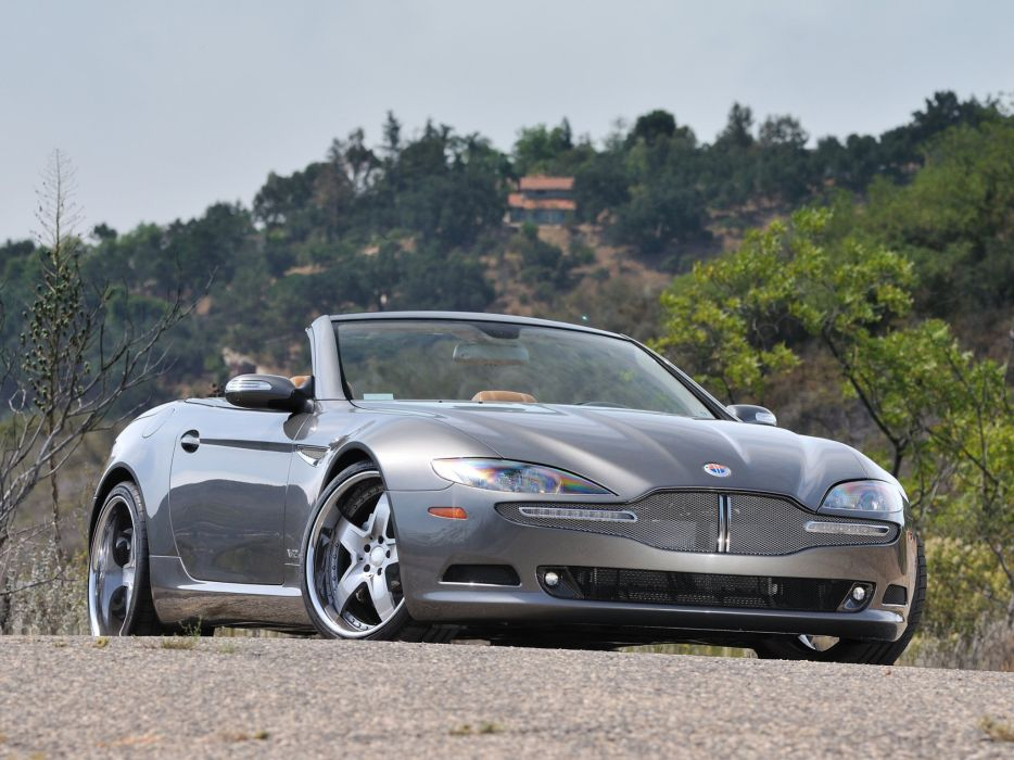 2006 Fisker Tramonto supercar  gh wallpaper