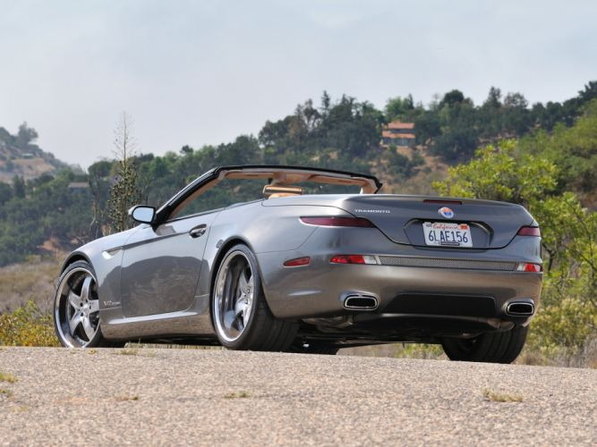 2006 Fisker Tramonto supercar f wallpaper