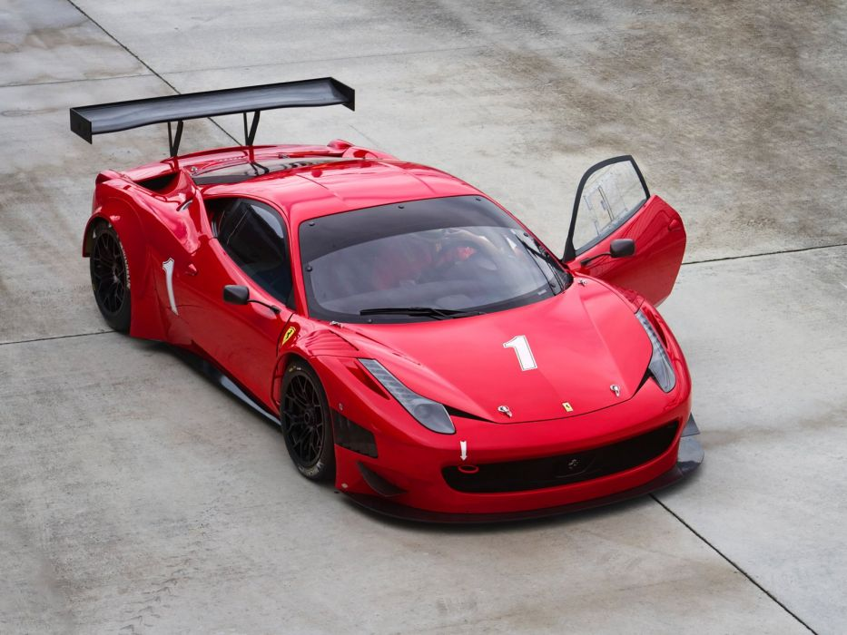 2011 Ferrari 458 Italia GT3 race racing supercar      f wallpaper