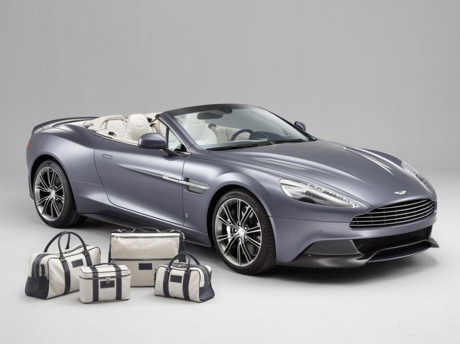 2013 Aston Martin Vanquish Volante Q      g wallpaper