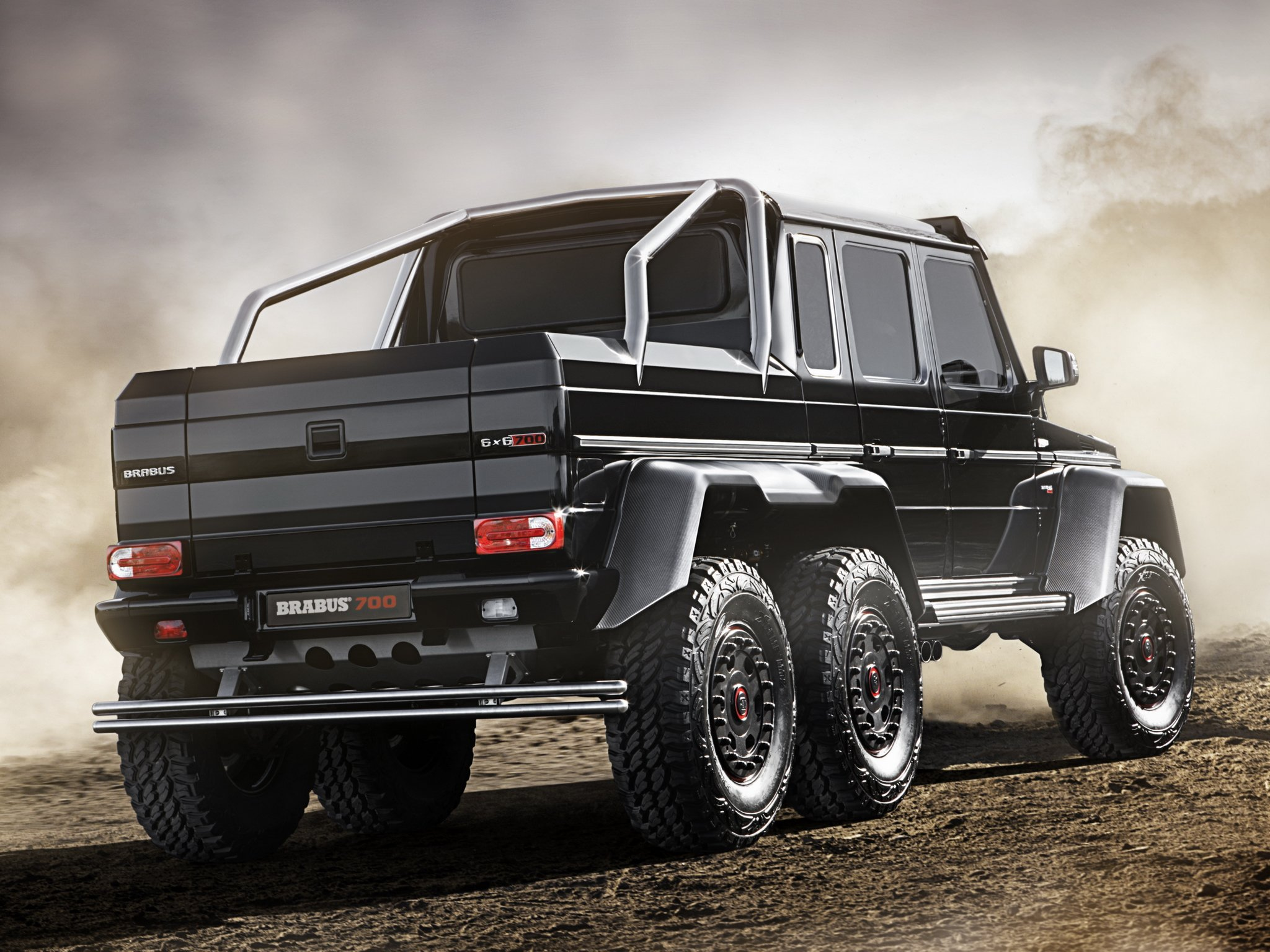 2013 brabus mercedes benz g63 amg 6x6 w463 suv custom offroad tuning pickup g wallpaper 2048x1536 287523 wallpaperup - Mercedes G Amg Custom