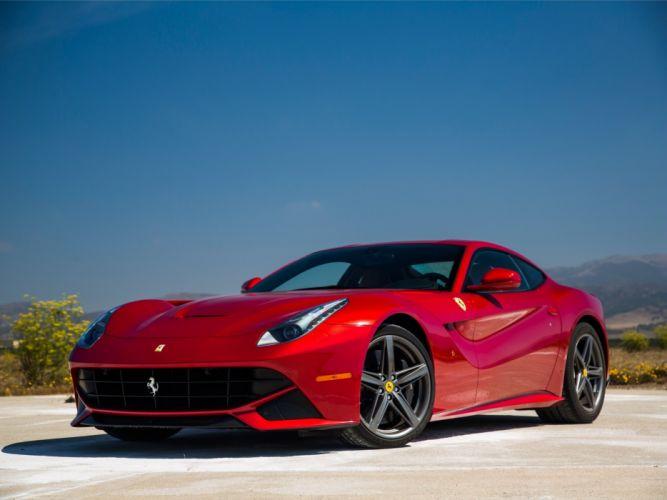 2013 Ferrari F12Berlinetta US-spec supercar F12Berlinetta f wallpaper