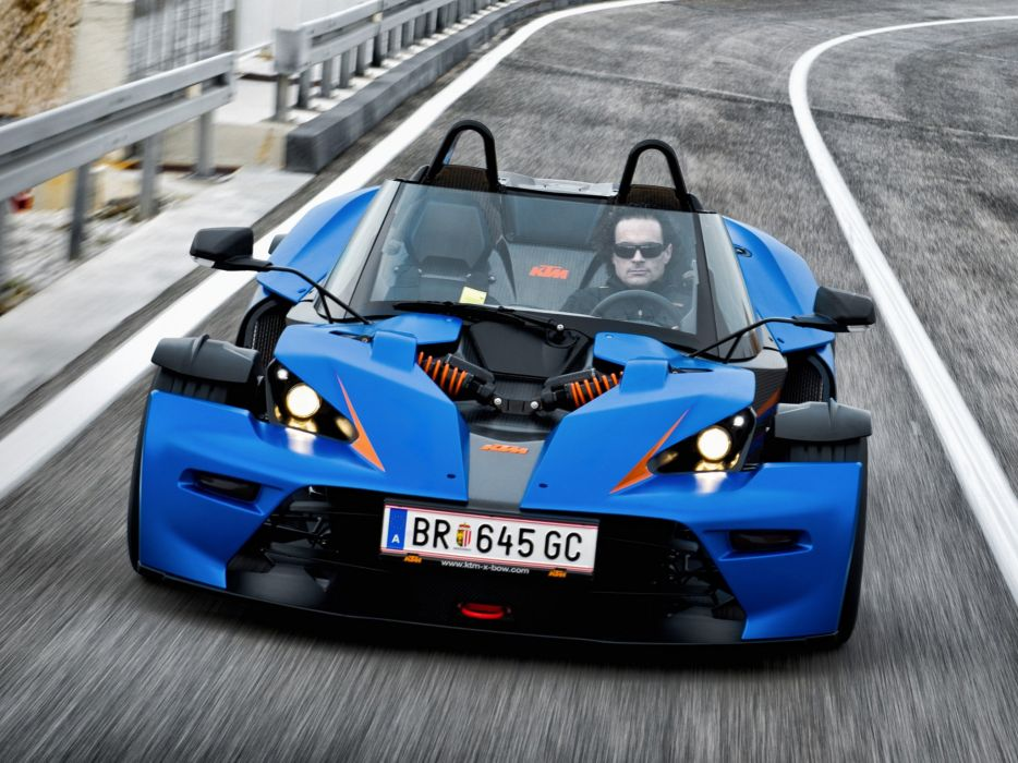 2013 KTM X-Bow G-T supercar  n wallpaper