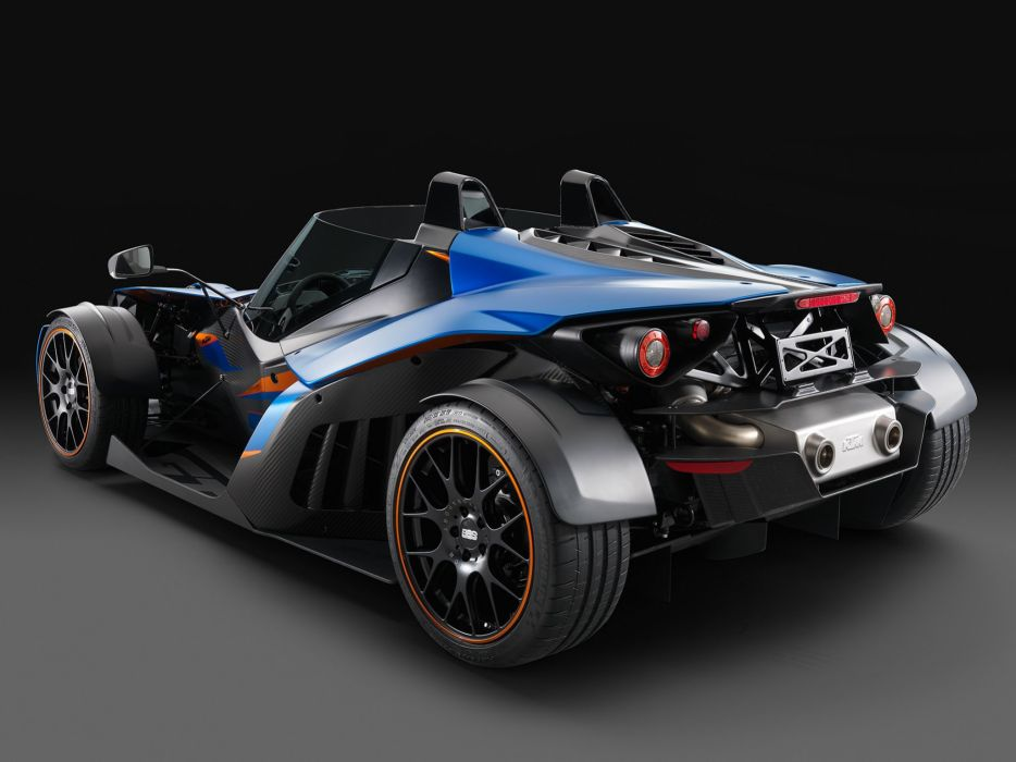 2013 KTM X-Bow G-T supercar  4 wallpaper