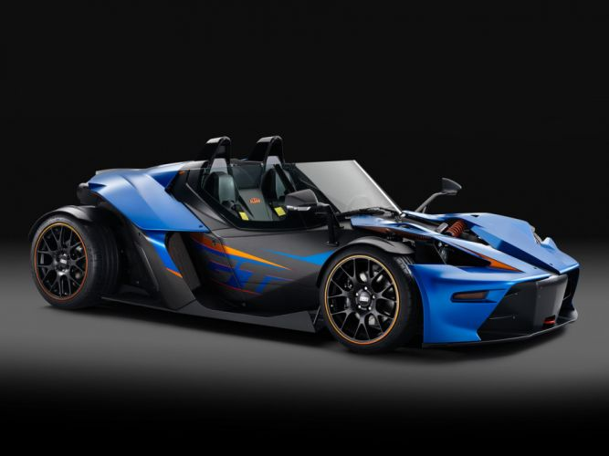 2013 KTM X-Bow G-T supercar v wallpaper