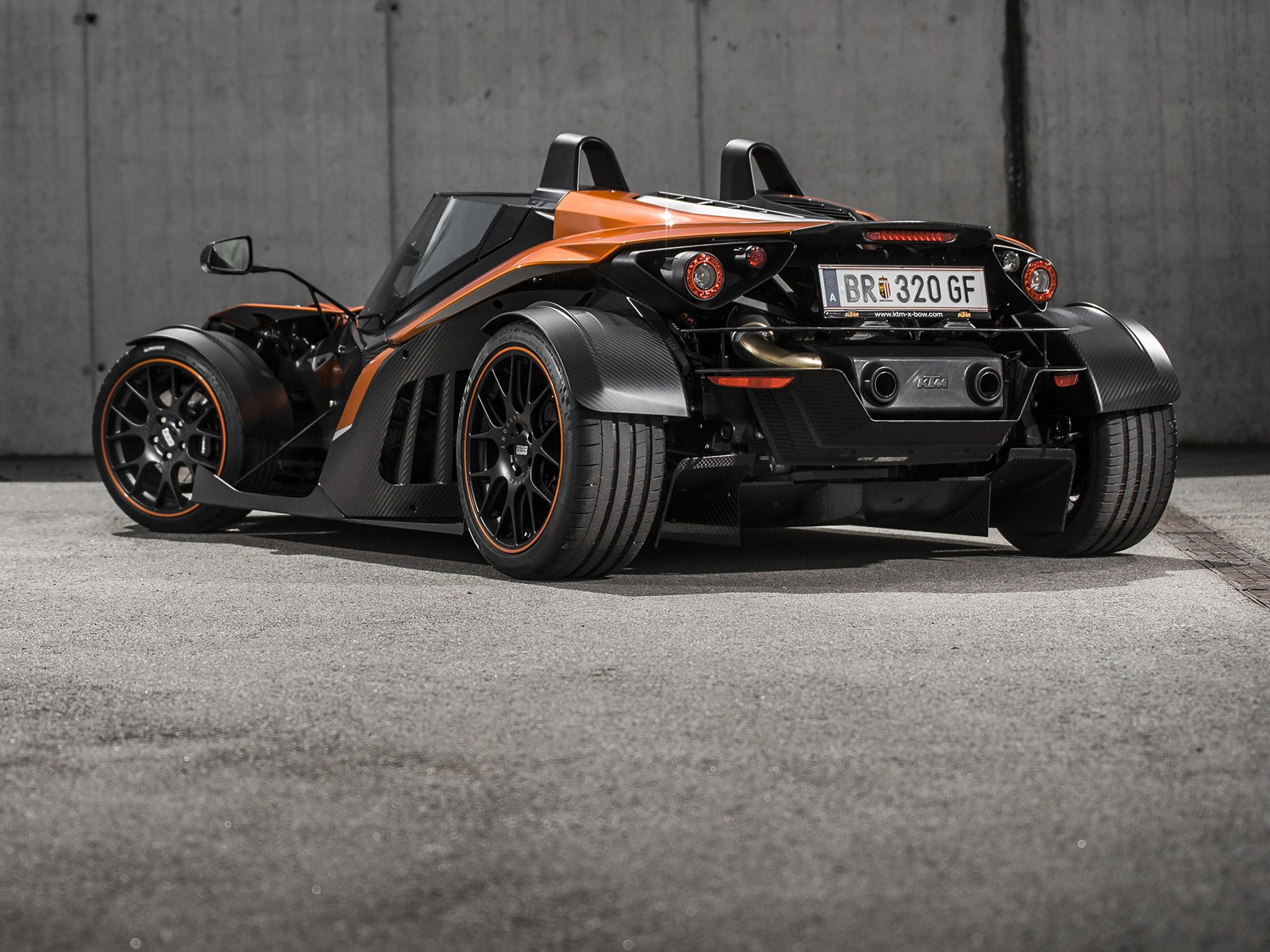 2013 KTM X Bow G T Supercar H Wallpaper