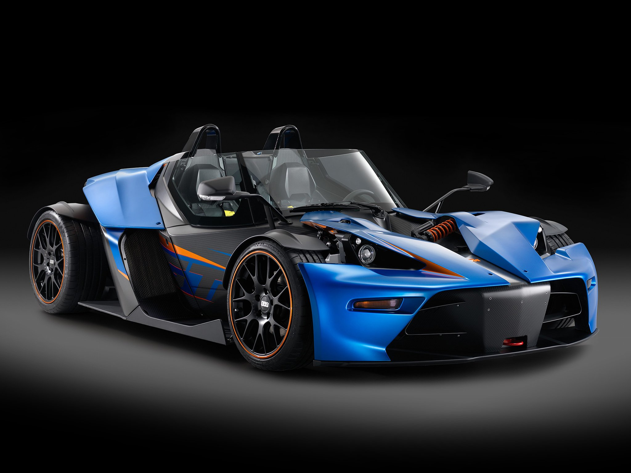 2013 KTM X Bow G T Supercar Wallpaper