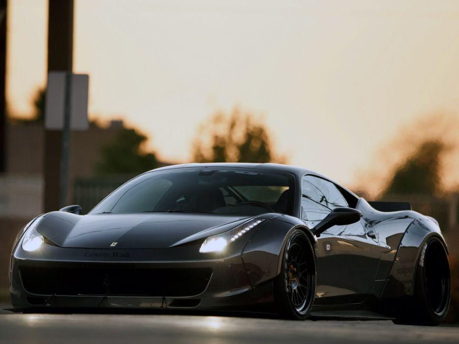 2013 LB-Performance Ferrari 458 Italia tuning supercar race racing      g wallpaper