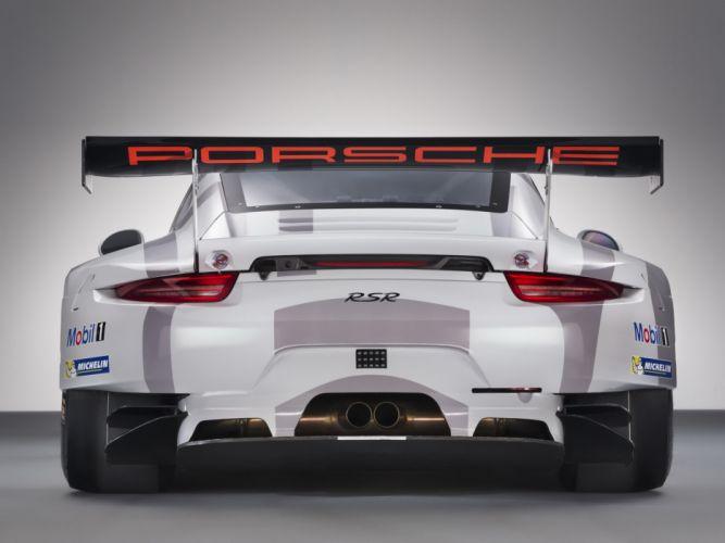 2014 Porsche 911 RSR 991 race racing wallpaper