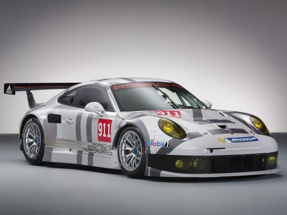 2014 Porsche 911 Rsr 991 Race Racing Wallpaper 2048x1536 287556