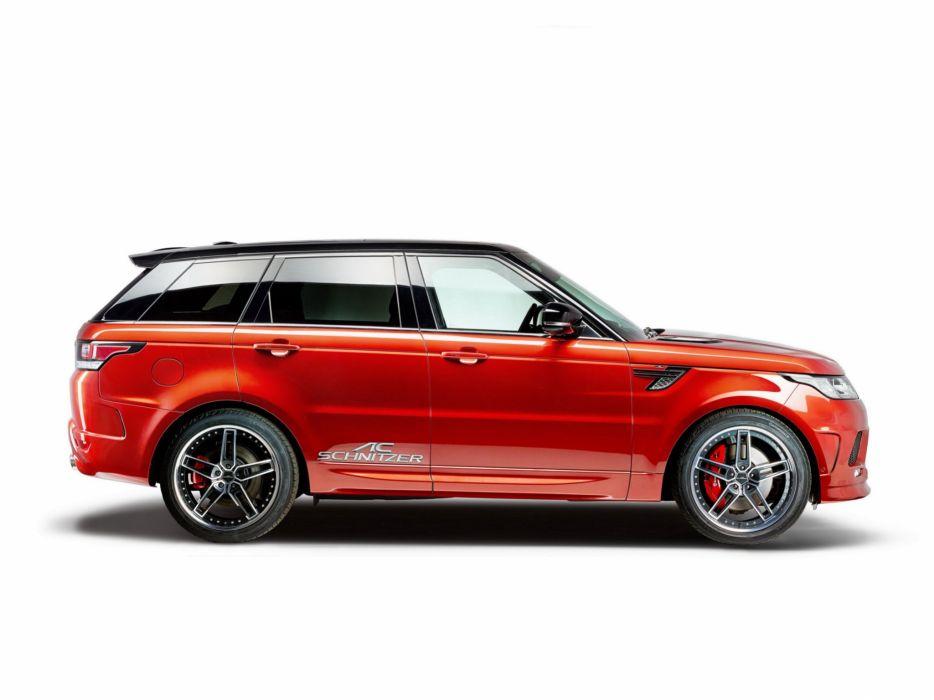 2014 AC-Schnitzer Range Rover Sport tuning suv  g wallpaper