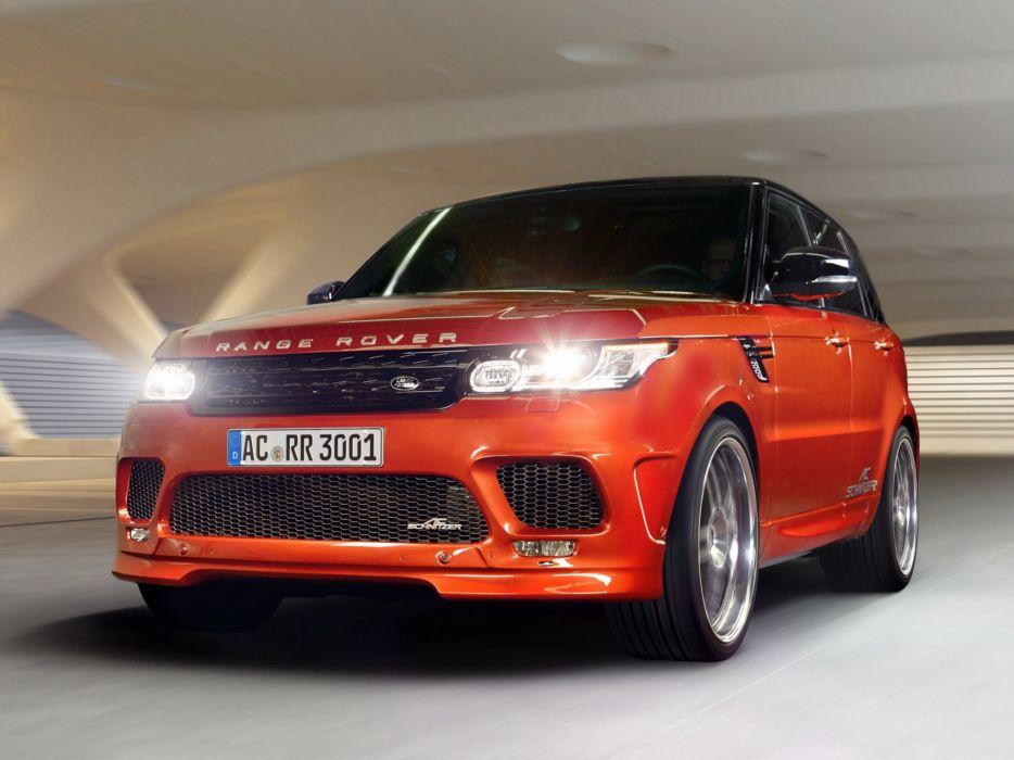 2014 AC-Schnitzer Range Rover Sport tuning suv   fs wallpaper