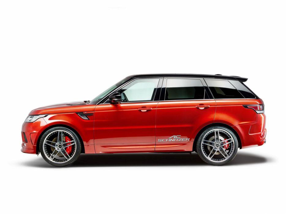2014 AC-Schnitzer Range Rover Sport tuning suv d wallpaper