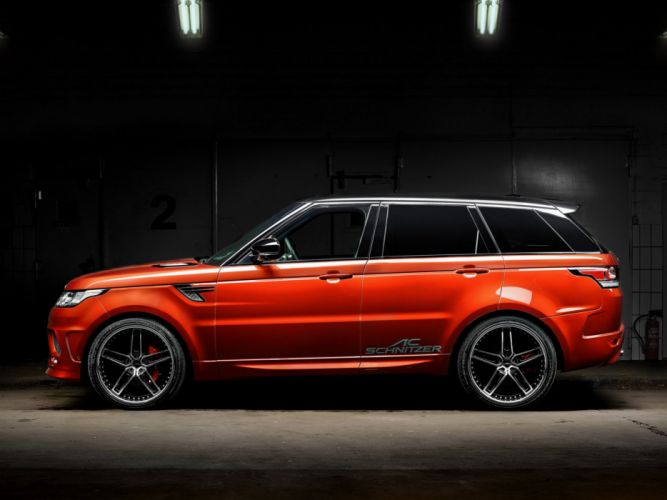 2014 AC-Schnitzer Range Rover Sport tuning suv f wallpaper