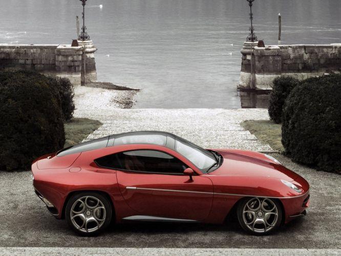 2014 Alfa Romeo Disco Volante supercar g wallpaper