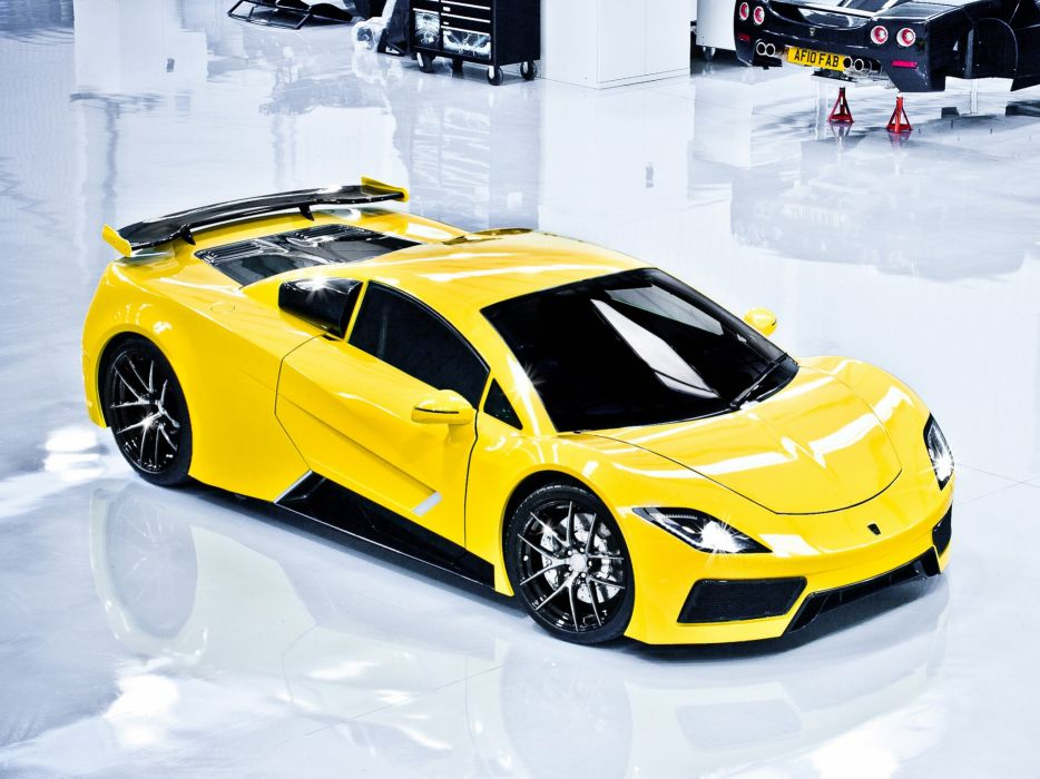 2014 Arash AF8 Supercar  j wallpaper