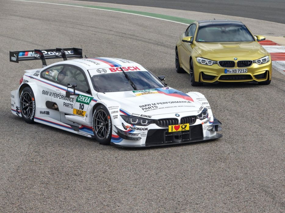 2014 BMW M-4 DTM race racing    g wallpaper