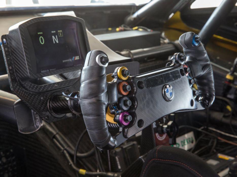 2014 BMW M-4 DTM F82 race racing interior    f wallpaper