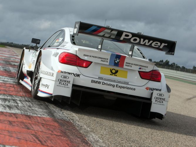 2014 BMW M-4 DTM F82 race racing e wallpaper