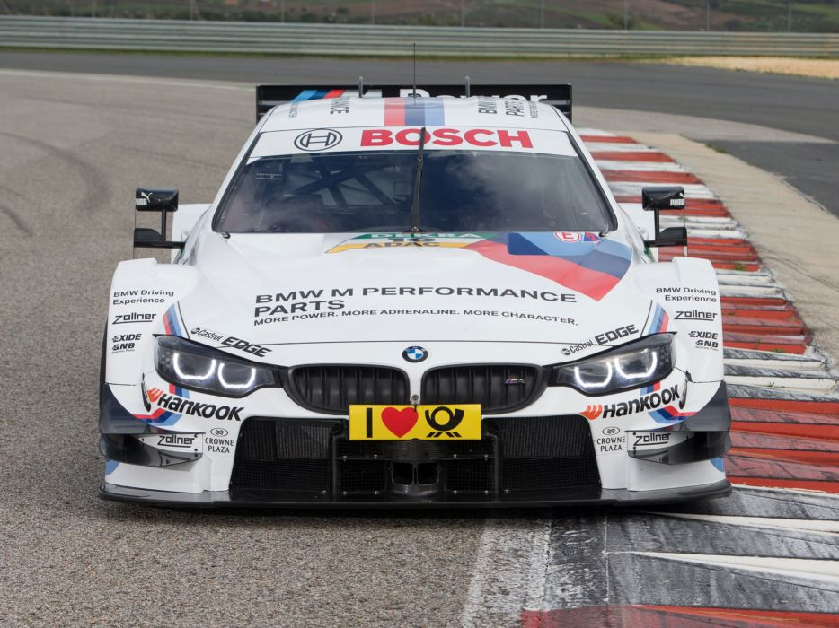 2014 BMW M-4 DTM F82 race racing   gs wallpaper