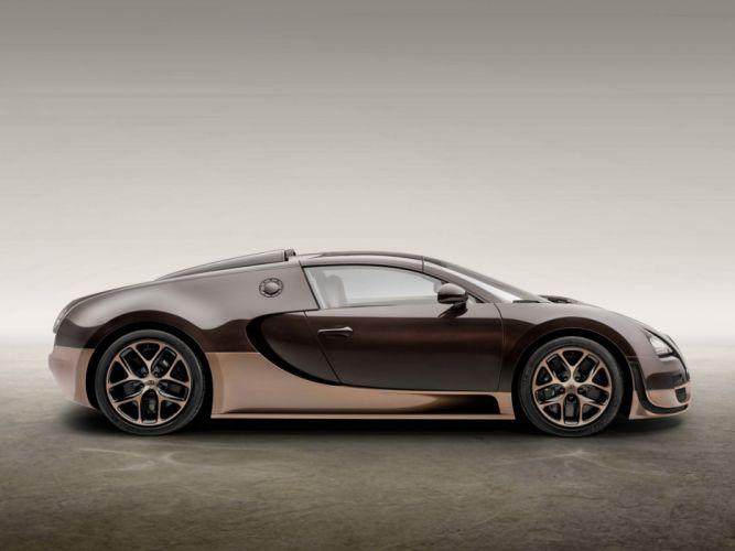 2014 Bugatti Veyron Grand Sport Roadster Vitesse Rembrandt supercar f wallpaper