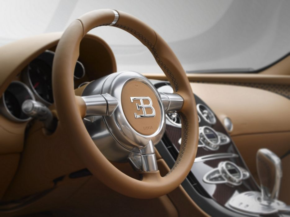 2014 Bugatti Veyron Grand Sport Roadster Vitesse Rembrandt supercar interior    f wallpaper