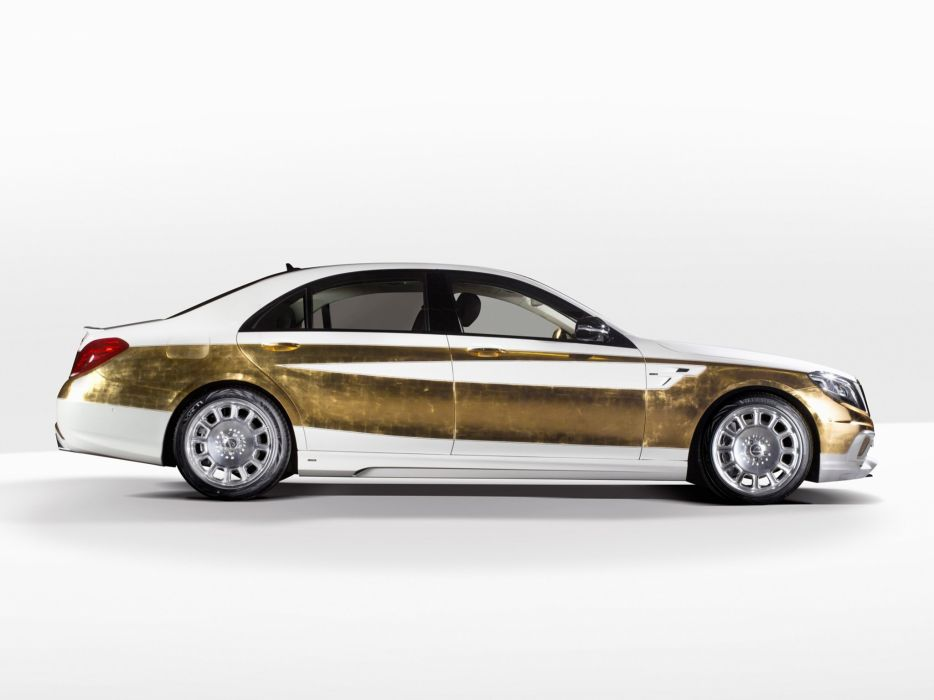 2014 Carlsson CS50 Versailles W222 tuning mercedes benz luxury     f wallpaper