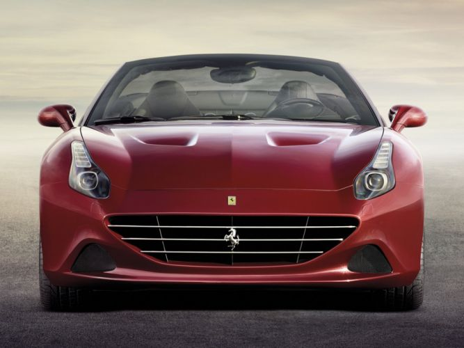 2014 Ferrari California T supercar california-t gd wallpaper