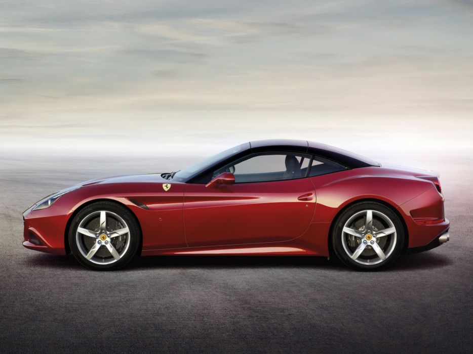 2014 Ferrari California T supercar california-t g wallpaper