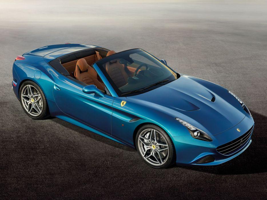 2014 Ferrari California T supercar california   f wallpaper