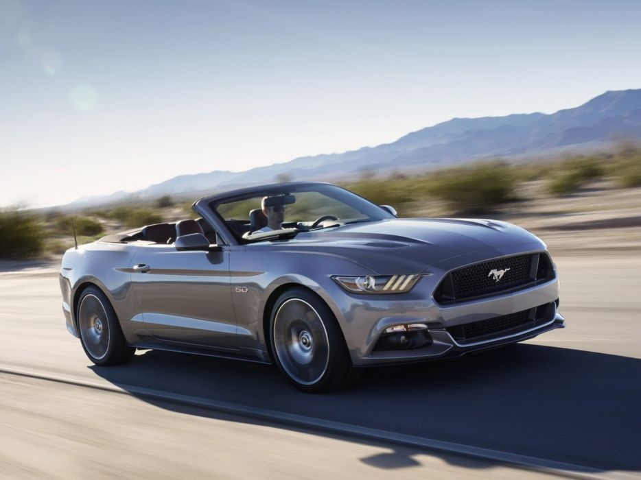 2014 Ford Mustang G-T Convertible muscle g wallpaper