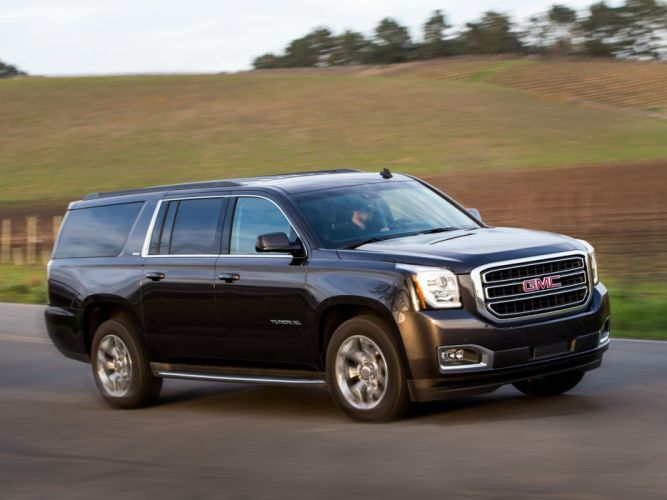 2014 GMC Yukon X-L suv stationwagon he wallpaper