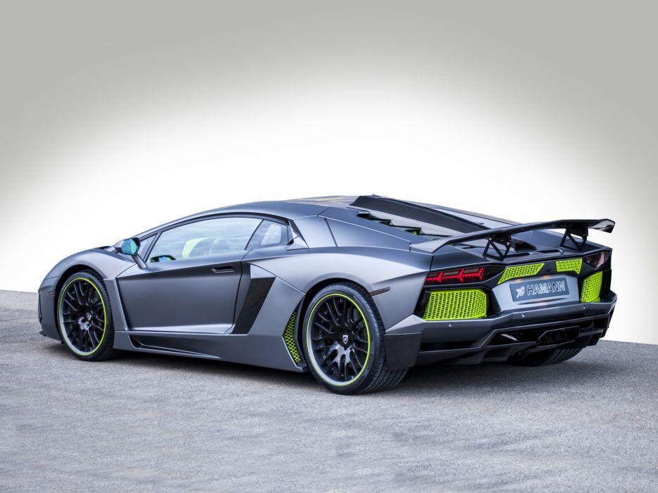 2014 Hamann Lamborghini Aventador (LB834) supercar tuning  g wallpaper