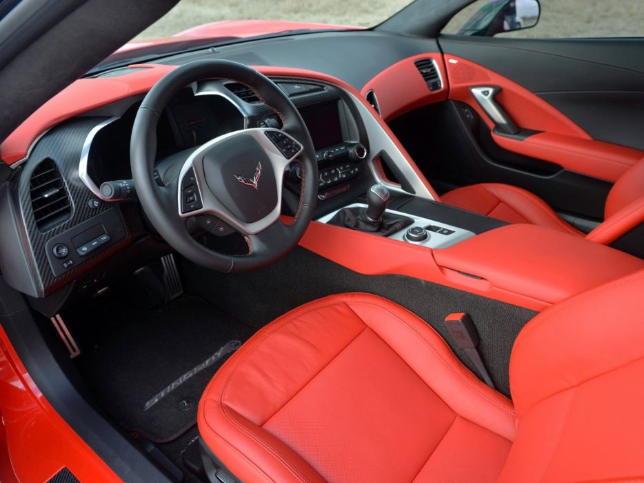 2014 Hennessey Chevrolet Corvette Stingray HPE700 Twin Turbo C-7 supercar muscle sting ray interior    g wallpaper