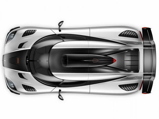 2014 Koenigsegg One-1 supercar one dr wallpaper