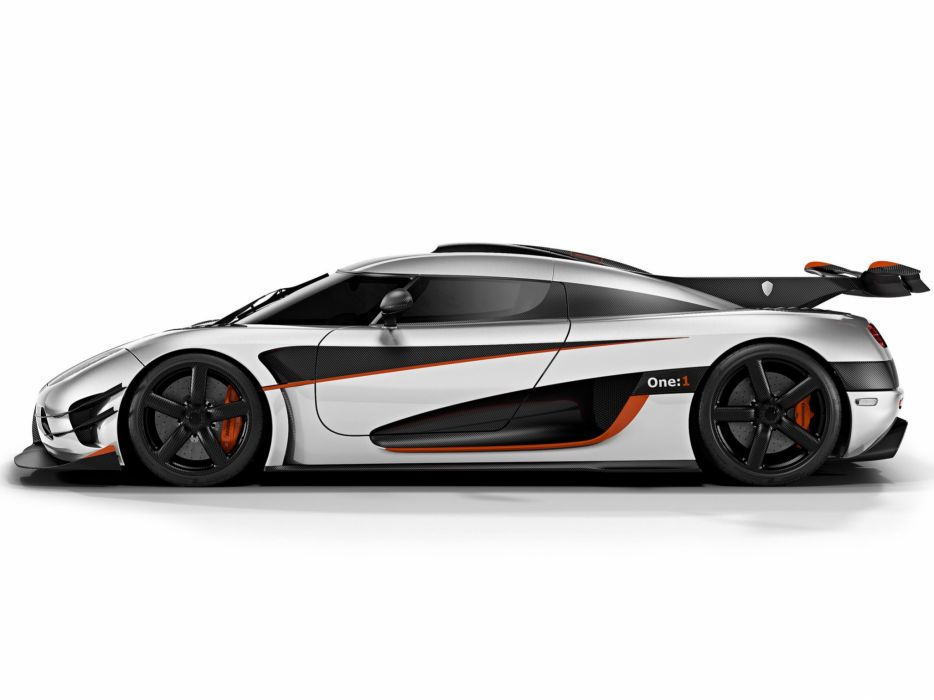 2014 Koenigsegg One-1 supercar one da wallpaper