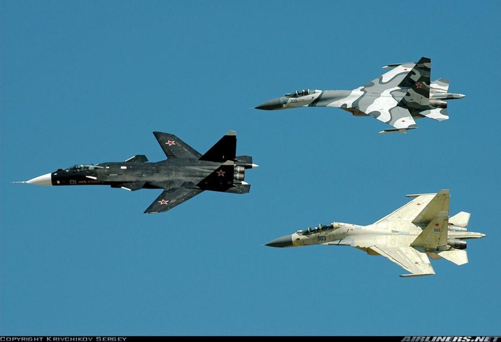 jet fghter russian sukhoi wallpaper