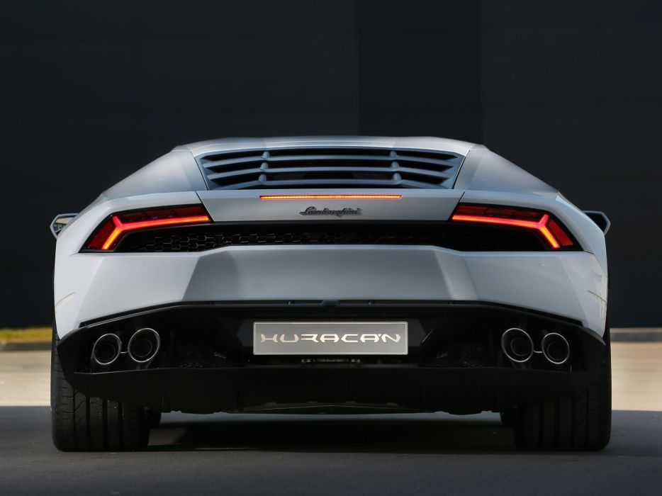2014 Lamborghini Huracan LP610-4 supercar  e wallpaper