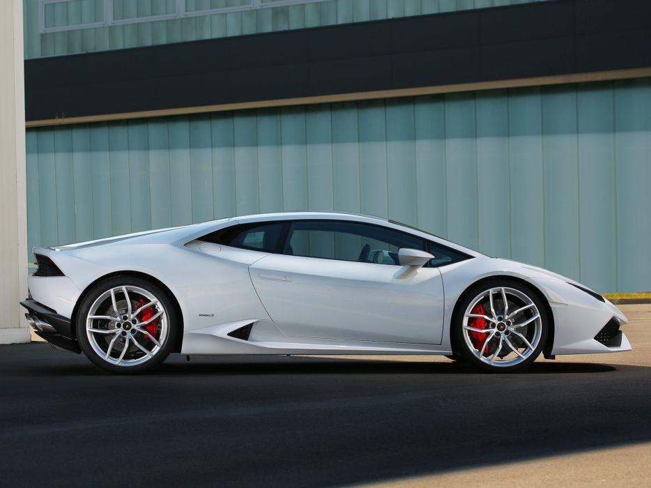 2014 Lamborghini Huracan LP610-4 supercar   eg wallpaper