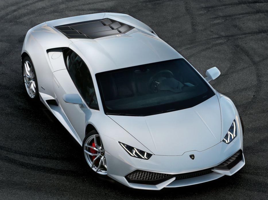 2014 Lamborghini Huracan LP610-4 supercar   e wallpaper
