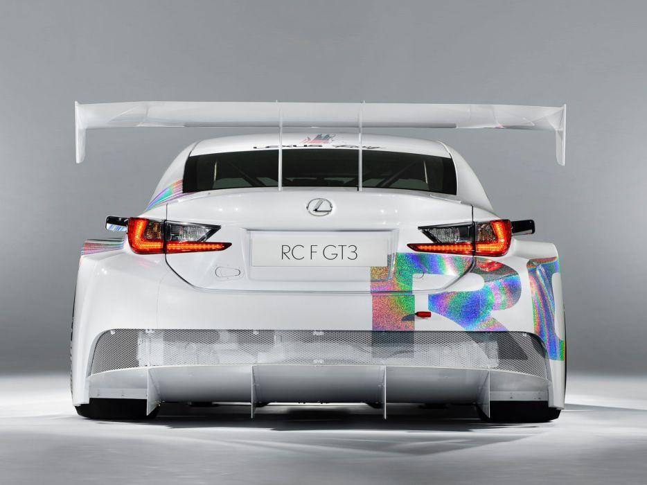 2014 Lexus RC-F GT3 Concept race racing   j wallpaper