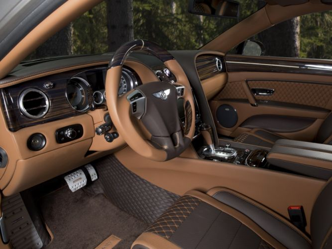2014 Mansory Bentley Continental Flying Spur luxury interior g wallpaper
