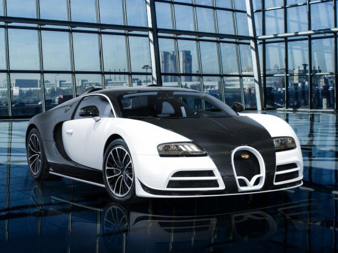 2014 Mansory Bugatti Veyron Vivere supercar f wallpaper