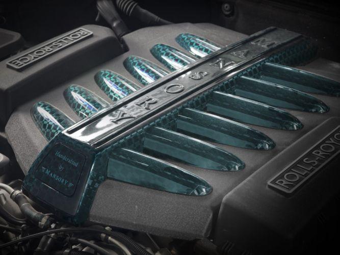 2014 Mansory Rolls Royce Wraith luxury tuning engine f wallpaper