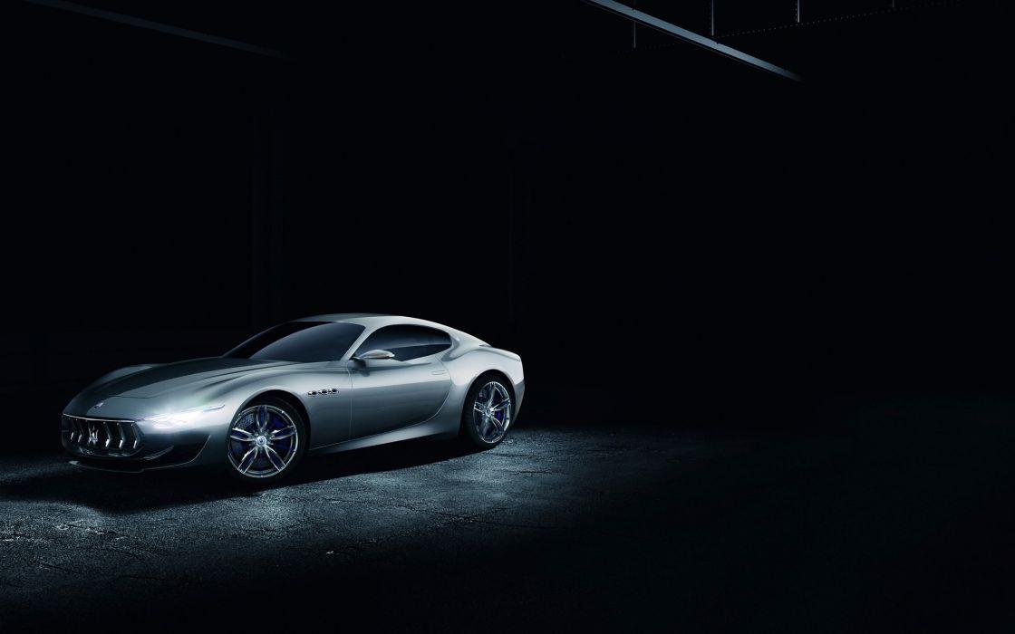 2014 Maserati Alfieri Concept n wallpaper