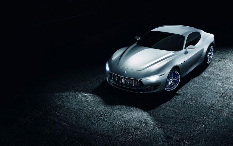 2014 Maserati Alfieri Concept g wallpaper