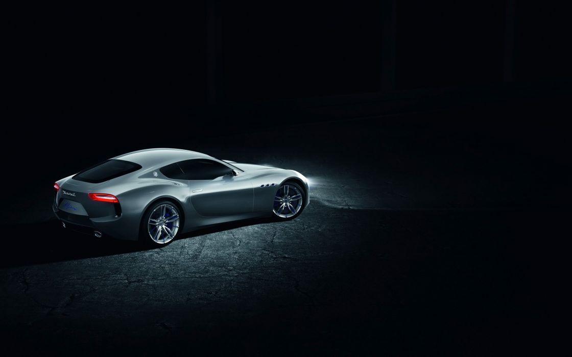 2014 Maserati Alfieri Concept   gh wallpaper
