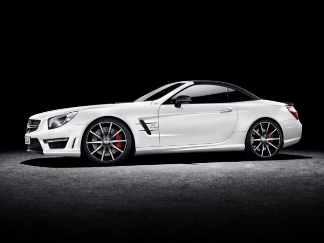 2014 Mercedes Benz SL63 AMG 2LOOK Edition (R231) b wallpaper