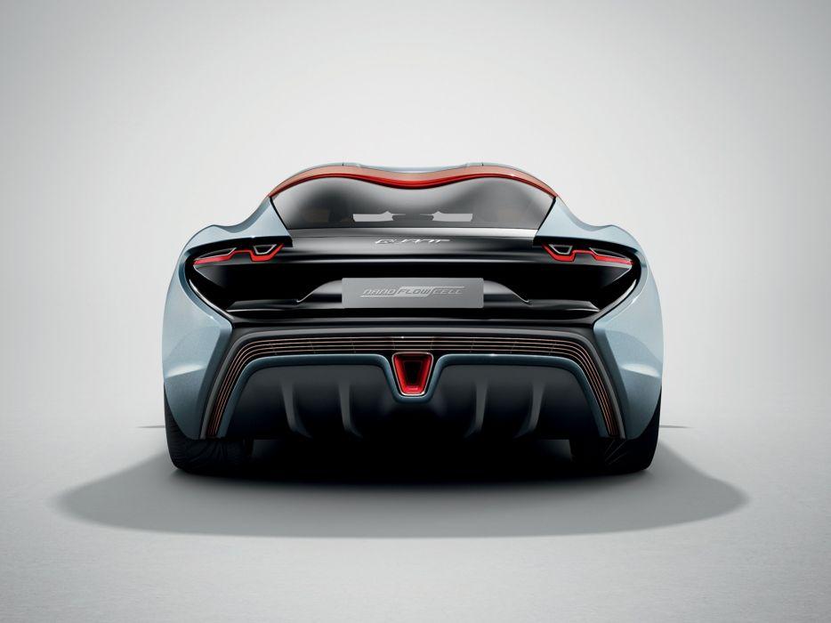 2014 NanoFlowcell QUANT e-Sportlimousine supercar  g wallpaper
